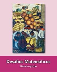 Desafíos Matemáticos quinto grado 2019-2020