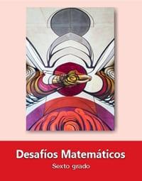 Desafíos Matemáticos Sexto grado 2019-2020