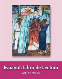 Español Libro de Lectura quinto grado 2019-2020
