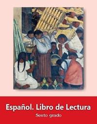 Español Lecturas Sexto grado 2019-2020