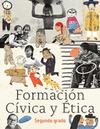 Libro de Texto Formación Cívica y Ética Segundo grado Primaria 2020-2021
