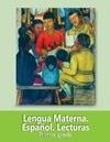 Lengua Materna Español Lecturas Primer grado